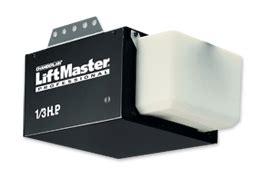 chamberlain liftmaster 1 3 hp garage door opener desantis door company liftmaster overhead door openers