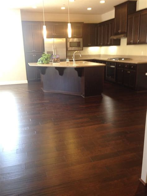 floors and kitchens st wood floor with cabinets 6659