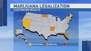 Activists hope marijuana momentum moves into North ...