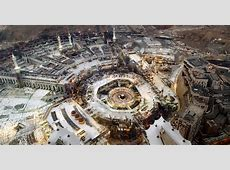 Mecca Goes Mega The New York Times