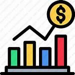 Profit Analysis Finance Chart Icon Business Bar