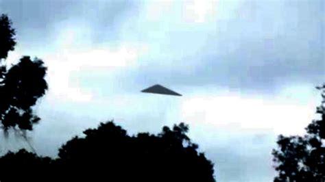 Breathtaking UFO Video   Black Triangle UFO Caught on ...