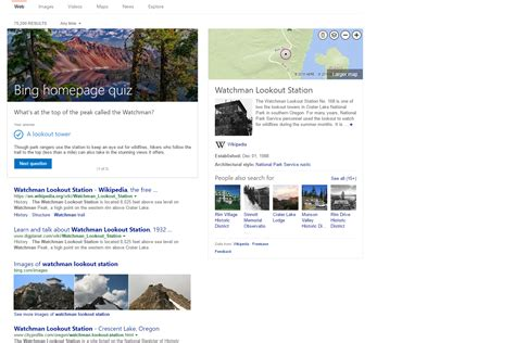 How To Use Bing Homepage Daily Quiz Mspoweruser