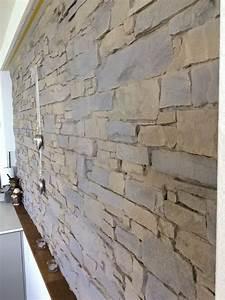 Wand Mit Steinoptik : steinoptik wand navarrete wand pinterest ~ Watch28wear.com Haus und Dekorationen