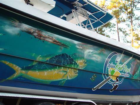 boat graphics marine wraps