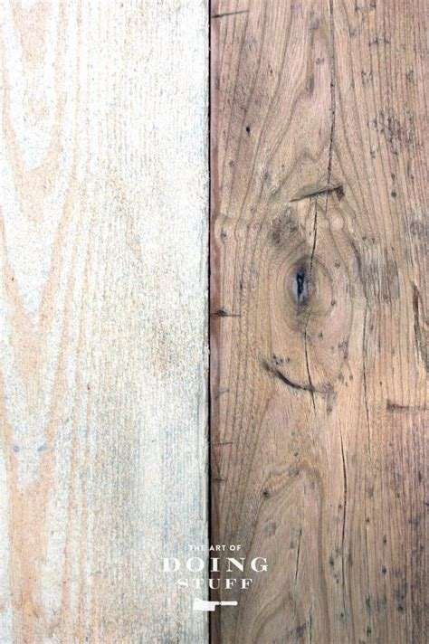 Holz Wie Treibholz Aussehen Lassen by Holz Alt Aussehen Lassen Smartstore