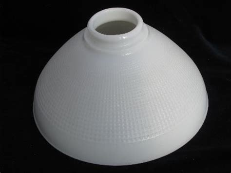 Cheap Torchiere L Shade Replacement by White Milk Glass Torchiere Reflector Light Diffuser