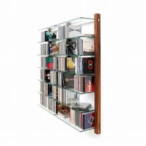 Cd Regal Acryl : cd wandregal glas bestseller shop f r m bel und einrichtungen ~ Whattoseeinmadrid.com Haus und Dekorationen