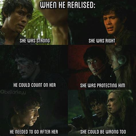 The 100 Quotes The 25 Best The 100 Quotes Ideas On Clarke