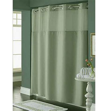 fabric shower curtains that don t need a liner useful