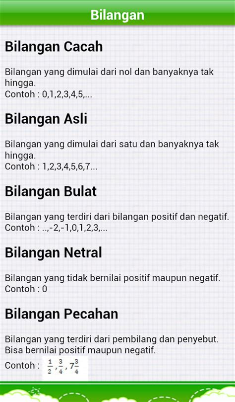 marbel rumus matematika sd android apps on play