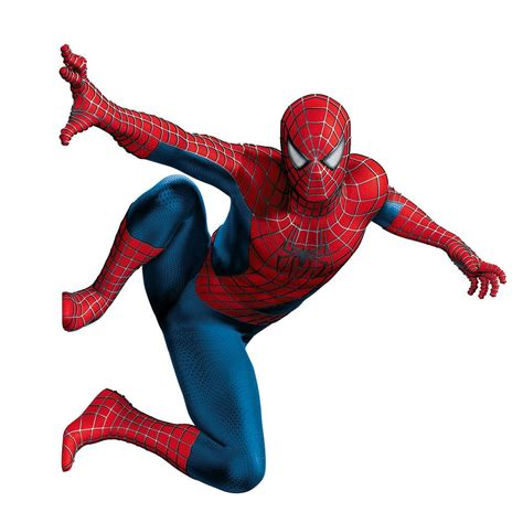 Spiderman A Superhero With Spider Abilities Safe The World