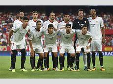 Sevilla's projected starting XI v Liverpool