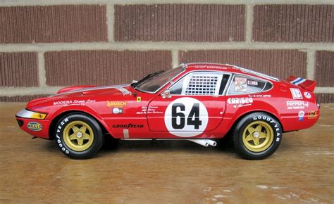 review kyosho ferrari  gtb  daytona