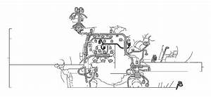 Toyota Camry Wire  Knock Sensor  Sensor