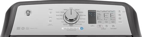 gtwbpldg ge   cu ft top load washer diamond gray