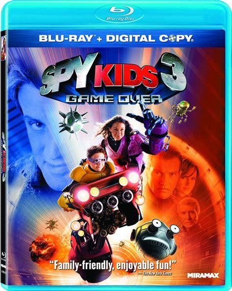 spy kids   game  dvd release date february