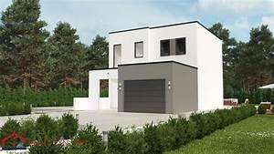 Plan Maison Pas Cher : plan maison contemporaine pas cher ~ Melissatoandfro.com Idées de Décoration