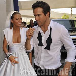 Did Blake Lively and Ryan Reynolds get married in ...