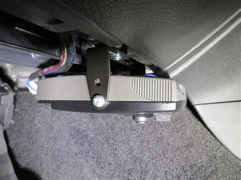 jeep cherokee brake controller tekonsha