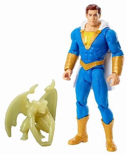 Shazam Sins Deadly Mattel Action Seven Figure