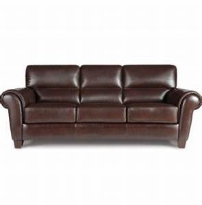 generic error With leather sectional sofa art van