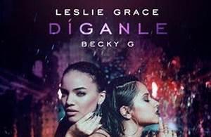 LESLIE GRACE Lyrics Directlyrics