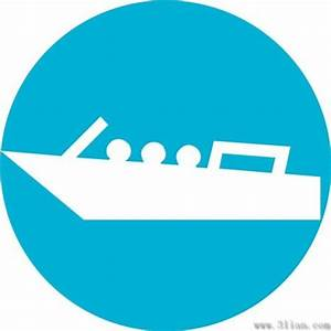 Boat icons vector Free vector in Adobe Illustrator ai ...