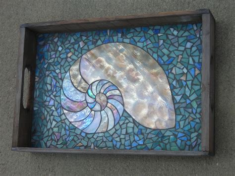 mosaic tray ideas  pinterest mosaic ideas mosaic diy  mosaic projects