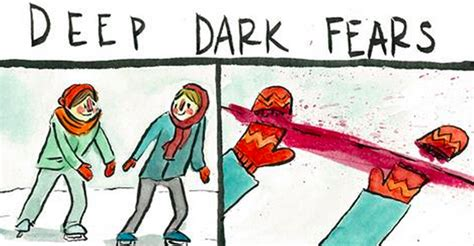 Here Are 30 Of People's Worst Fears Brought To Life In