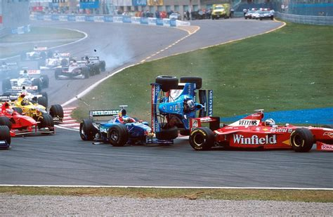 1998 Canadian Grand Prix Start By F1history On Deviantart