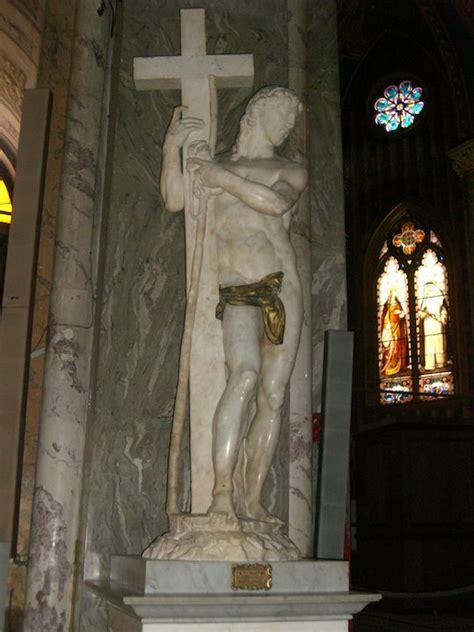 christ  redeemer statue  michelangelo