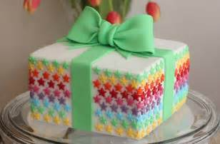 Birthday Cakes That Look Like Presents
