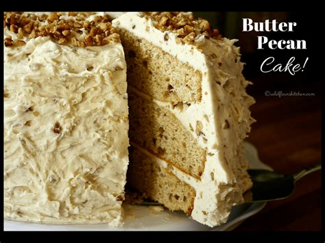 butter pecan cake wildflours cottage kitchen