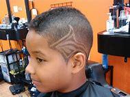 Black Men Mohawk Fade Haircut