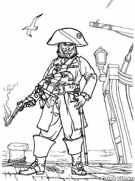 immagini pirati per bambini da stare disegni da colorare gunsmith pirata