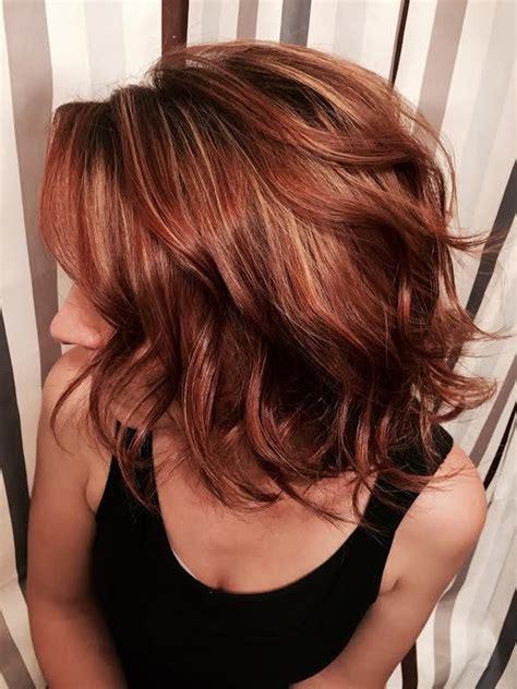 auburn colored hair best 25 reddish brown hair color ideas on