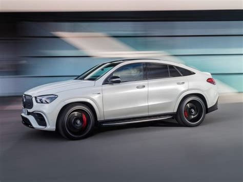 First spot ever of this car. 2021 Mercedes-AMG GLE 63 S Coupe First Look | Kelley Blue Book