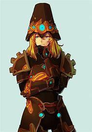 Ancient Armor-Link BOTW
