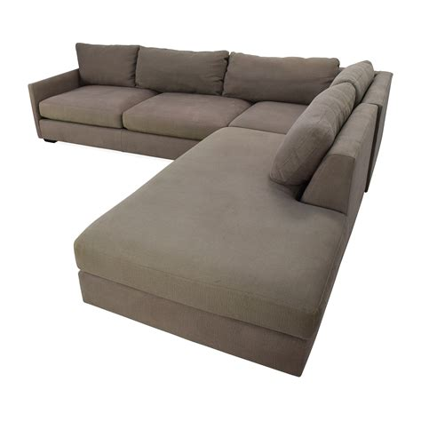 Crate And Barrel Loveseat by 82 Crate And Barrel Crate Barrel Domino Sectional