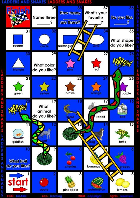 printable board games  kids yahoo image search