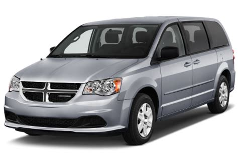 dodge grand caravan  similar  passenger minivan rental