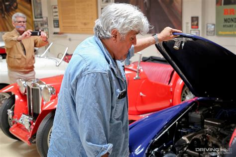 7 Things That May Surprise You If You Visit Jay Leno's