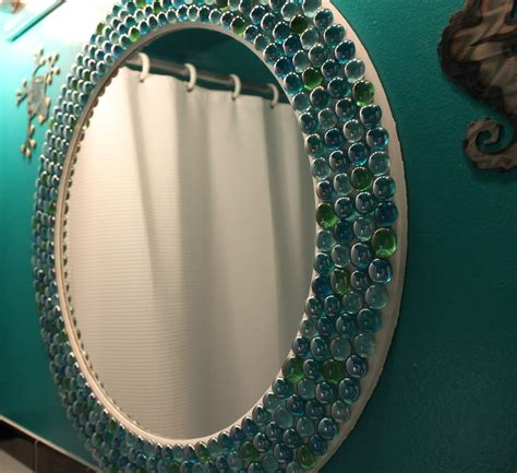 Blue Decorative Mirror Design  Quecasita. In Cabinet Trash Cans For The Kitchen. Kitchen Cabinet Trends. Kitchen Cabinets Fredericton. Led Strip Kitchen Lights Under Cabinet. Used White Kitchen Cabinets. Building Custom Kitchen Cabinets. Kitchen Spice Racks For Cabinets. Discount Hardware For Kitchen Cabinets