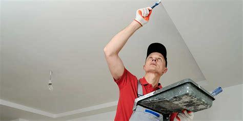 nettoyer plafond avant peinture pr 233 parer le plafond avant de peindre