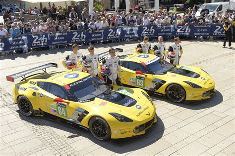 Corvette Racing Signs More Champions To The Team