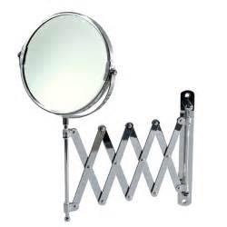 wallmounted mirror wextensible arm rona