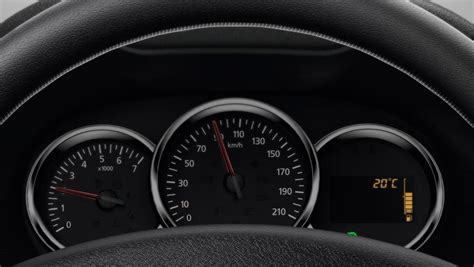 Gambar Mobil Gambar Mobilrenault Duster by Renault Duster Facelift Indonesia Speedometer
