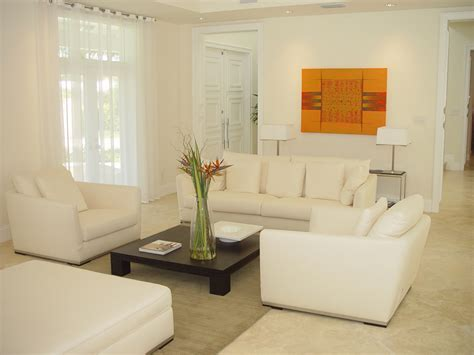 14 White Living Rooms Design  Home Design, Garden