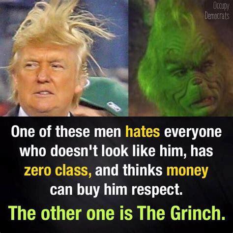 Grinch Meme - funniest donald trump pictures memes donald trump grinch and donald trump